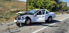 Driver who died in Box Elder County crash identified