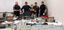 Police find $40K worth of drugs in Springville home