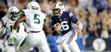 No. 15 BYU holds off South Florida for first back-to-back 4-0 starts in program history