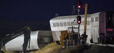 Investigators seek cause of deadly Montana train derailment