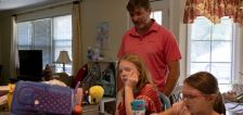 Relief, anxiety as parents confront emotional back to school