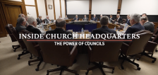 General conference special: Inside church headquarters