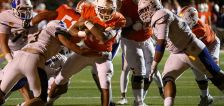 Beckstead's 4 TDs, pair of defensive scores help Timpview turn tables on Orem