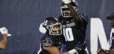 Utah State snaps skid, extends UNLV losing streak with win