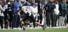 Boise State upends BYU's undefeated season, handing No. 10 Cougars first loss