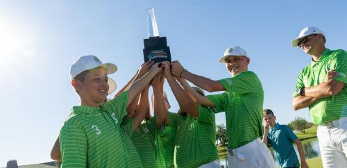 Boosted by 'Uncle Tony,' Team Utah wins PGA Junior national championship