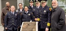 Salt Lake officer killed in the line of duty nearly a century ago is honored with plaque