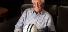 Rise and shout: This 98-year-old has helped pave the way for BYU athletics