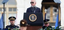Biden says policing is as hard as ever, vows reform