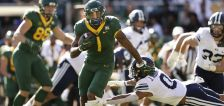 Physical Baylor rolls No. 19 BYU, handing Cougars consecutive losses for first time since 2019