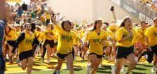 The message Baylor had for BYU was clear: Welcome to the Big 12; now get ready for it
