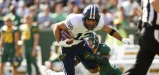 Receiver Puka Nacua the breakout star BYU needs during latest 2-game slide