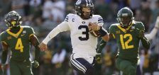 BYU drops out of AP Top 25 after back-to-back losses; Utes receiving votes