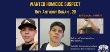Man wanted in Halloween party killing surrenders to police