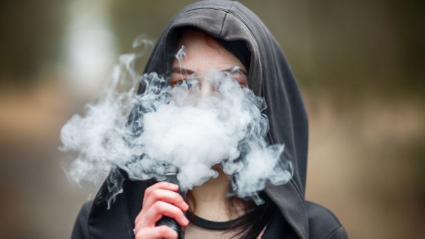 Vaping marijuana by teens doubles in last seven years, with potentially harmful consequences, study says