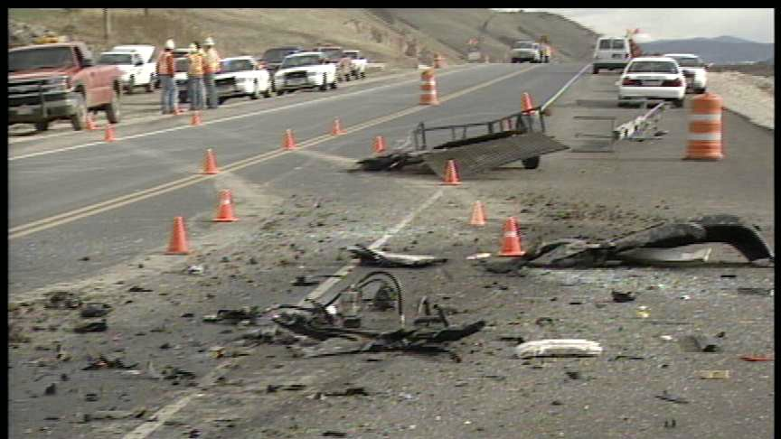 Car Accident In Provo Canyon Today