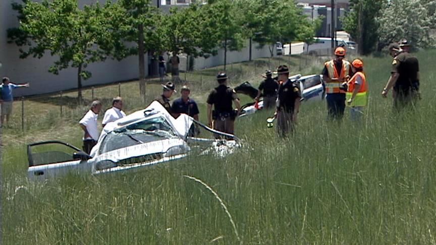 Car Accidents In Utah Yesterday