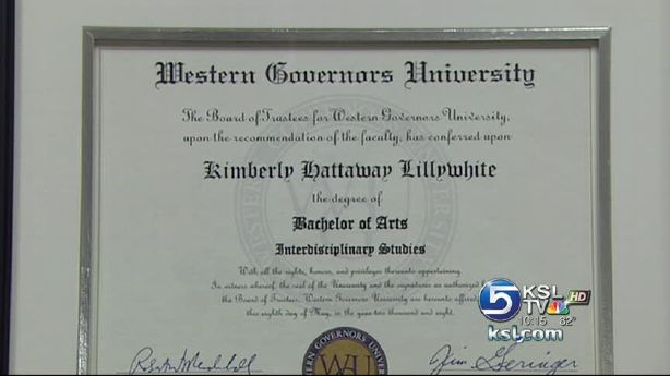 Hundreds to graduate from Western Governors University