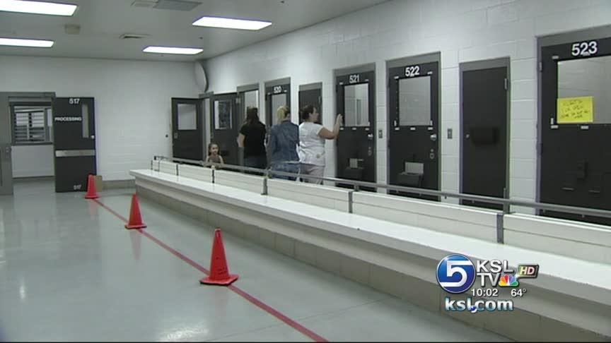 Ksl Com Cars >> Salt Lake County opens mothballed jail for tours | KSL.com