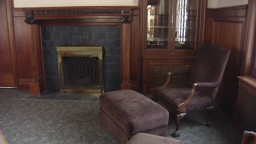 The Building Really Is Spectacular Inside Original Woodwork In Great Condition There Are Also Stained Glass Windows Light Fixtures And Fireplaces