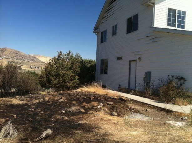 Residents return to Herriman neighborhoods, some without homes  KSL.com