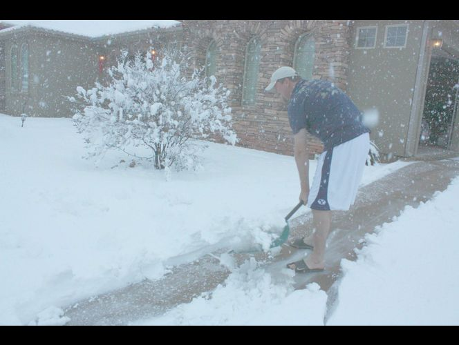 959267bd1034 Snow in Dixie! Santa Clara